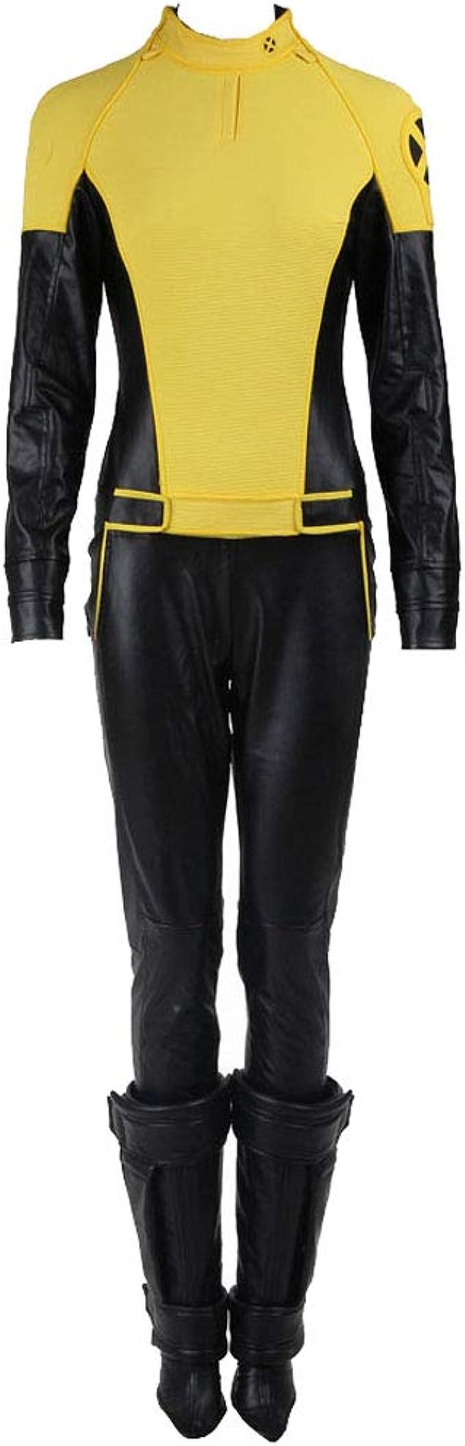 Amazon.com: cosplaydiy traje de la mujer para Deadpool ...