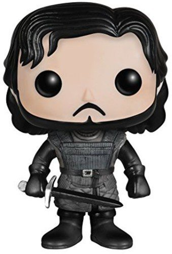 POP! Vinilo - Game of Thrones Jon Snow Castle Black