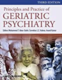 img - for Principles and Practice of Geriatric Psychiatry book / textbook / text book