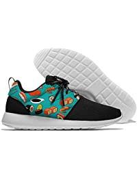 Poker Ace Of Spades Lightweight Breathable Casual Running Shoes Fashion Sneakers Shoes