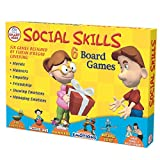 therapeutic games - Social Skills Board Games (6 Pack)