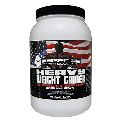 Heavy Weight Gainer, hidratos de carbono y proteínas, suplementos dietéticos BBGENICS, shaker: Amazon.es: Salud y cuidado personal