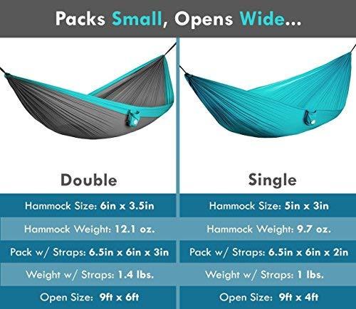 Buy rated camping hammocks