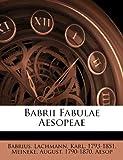 Babrii Fabulae Aesopeae, Aesop and Babrius, 1172173532