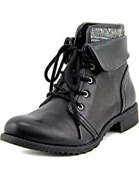 Cliffs by White Mountain Women's Tomiko Cuffed Ankle Boot