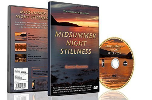 (Relaxation DVD - Midsummer Night Stillness -with New Age Music and Sunset HD Scenery)