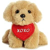 Luv Bits 4 inch Tall Stuffed Animal Puppy