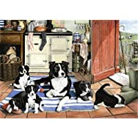 1000 Piece DeLuxe Jigsaw Puzzle - Working Mum