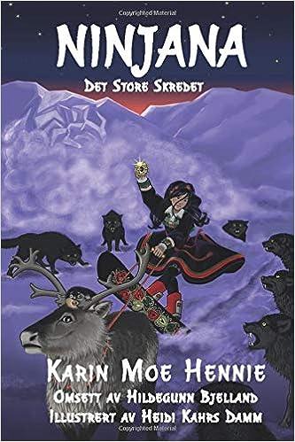 Ninjana: Det store skredet: Amazon.es: Karin Moe Hennie ...