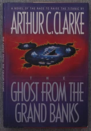 book cover of The Ghost from the Grand Banks