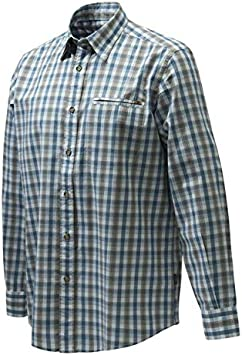 BERETTA Art. LU033 T1779 - Camisa de caza para hombre de ...
