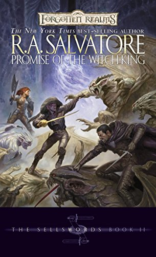(Promise of the Witch-King: The Sellswords, Book II)