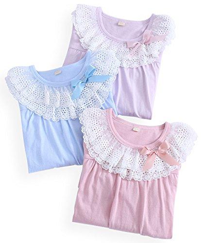 e877e4756 Jual 2Bunnies Girls Vintage lace Fancy Nightgown Princess Nightdress ...