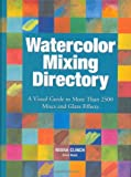 Watercolor Mixing Directory
