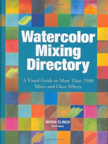 Watercolor Mixing Directory