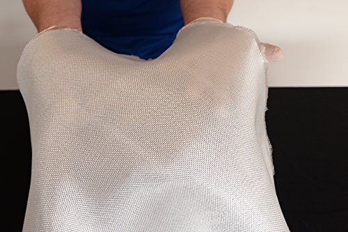 Fiberglass Cloth Style #7500 10 oz. X 38″ X 10 Yards, Rolled (Fiberglass 10oz Cloth)