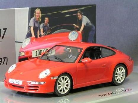 """PORSCHE 911 CARRERA S """"100.000er PORSCHE ..."""