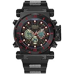 Swole O'Clock Hades 3.0 Men's Watch
