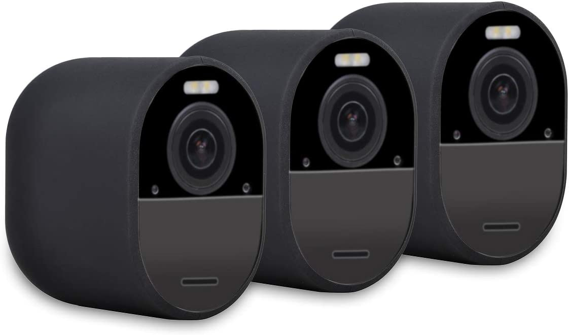 Batmax 3X Protective Silicone Skins with Sunroof for Arlo Ultra /& Arlo Pro 3 Cameras