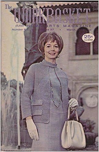 The Workbasket And Home Arts Magazine Vintage  1972 Vintage