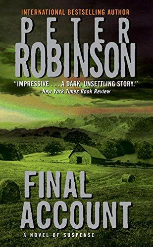Final Account  Inspector Banks Novels
