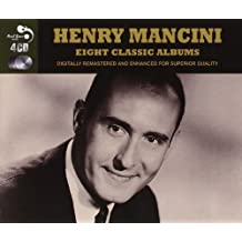 Henry Mancini: Eight Classic Albums