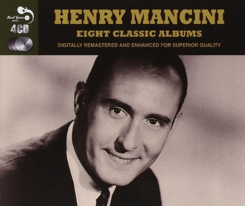 Henry Mancini: Eight Classic Albums by Real Gone