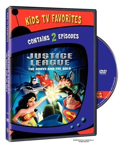 Justice League - The Brave and the Bold (Kids TV Favorites) by Warner Home Video