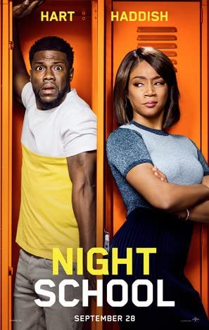 Import Posters NIGHT SCHOOL – Kevin Hart - US Movie Wall Poster Print -  30cm x 43cm / 12 Inches x 17 Inches: Amazon.co.uk: Kitchen & Home