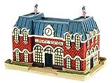 Micro-Trains Liberty Town USA Patriotic Indoor Decor Set of 9 Buildings