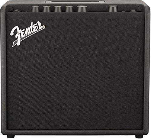 Fender Mustang LT-25 - Digital Guitar Amplifier (Fender Guitar Mustang Electric)