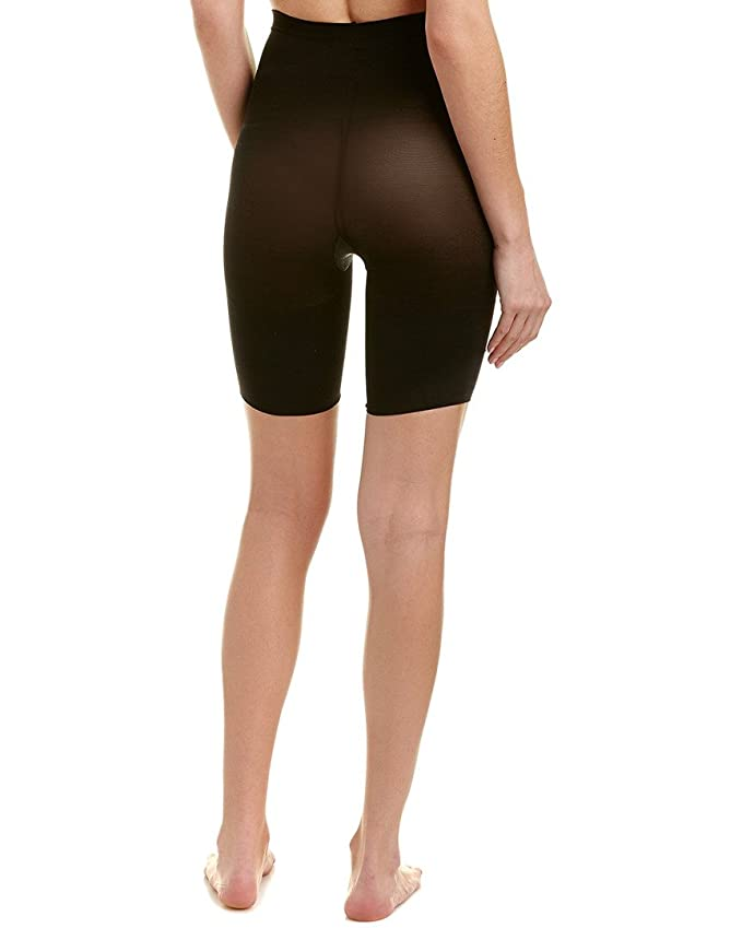 2cfcf4a87 SPANX Star Power by Women s Tame to Fame Mid-Thigh Shaper at Amazon Women s  Clothing store