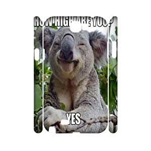 Koala Discount Personalized 3D Cell Diy For Iphone 6 Case Cover Koala Diy For Iphone 6 Case Cover 3D Cover