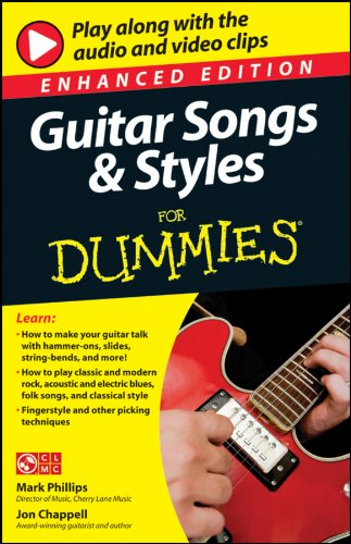 Download Guitar Songs and Styles For Dummies, Enhanced