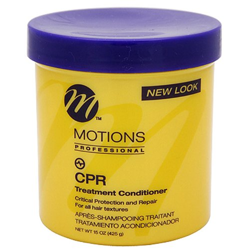 Motion CPR Critical Protection and Repair Treatment Conditioner, 15 Ounce