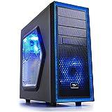 Intel i3 8100 4 Core 120GB SSD 1TB HDD 8GB DDR4 Computer Desktop PC (Windows NOT Included)