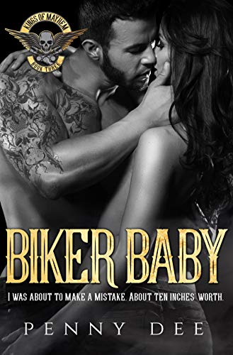 Biker Baby (The Kings of Mayhem MC Book 3)