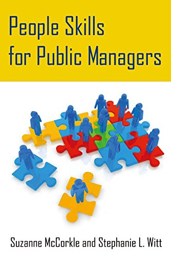 Download People Skills for Public Managers Pdf