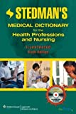 img - for Stedman's Medical Dictionary for the Health Professions and Nursing, Illustrated, Sixth Edition (Stedman's Concise Medical Dictionary) [Hardcover] book / textbook / text book