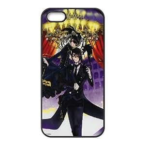Black Butler iPhone5s Cell Phone Case Black present pp001_9643944