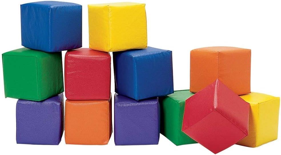 B002EDIXR8 Children's Factory Toddler Baby Blocks - Primary Teaching Material (CF362-516), Multicolor 51EpS6cBxyL.SL1000_
