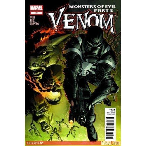 Venom: Monsters Of Evil (Part 2, No. 24) pdf epub
