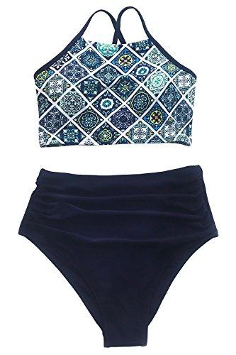 Cupshe Fashion Own You Tank Bikini SetTank Top Beach Swimwear Bathing Suit - You For Swimsuits Fit