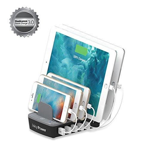 Juicy Power Charging Technology Smartphones