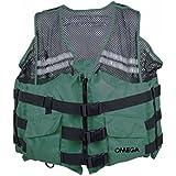 Omega Type III Mesh Fishing Life Vest