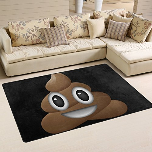 Basset Hound Dog Flowers Floral Doormat Children Floor Mat for Bedroom Playing Room Dining Room Home Decor 60 x 39 Inch NiYoung Area Rug Kids Play Mat Nursery Rugs Carpet