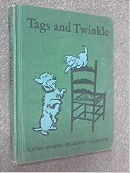 TAGS AND TWINKLE :Today's Work - Play Books (School Reader): Cyrus