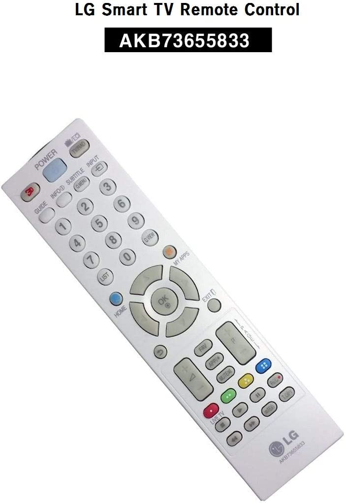 GENUINE LG AKB74475433 TV REMOTE CONTROL