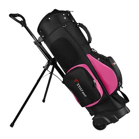DMMW Golf con Bolsa La polea Multifuncional para Bolsas de ...