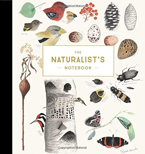 Nature Journal - The Naturalist's Notebook: An Observation Guide and 5-Year Calendar-Journal for Tracking Changes in the Natural World around You